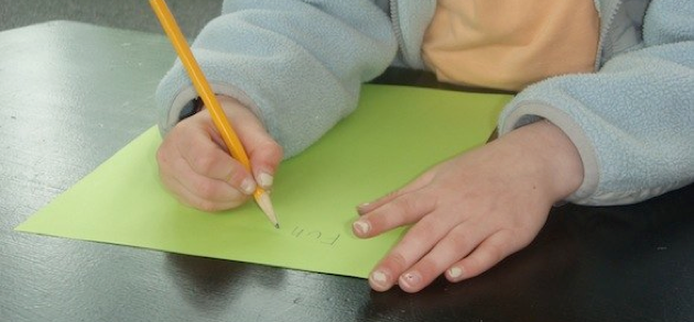 Dynamic Tripod Grip - Children Writing