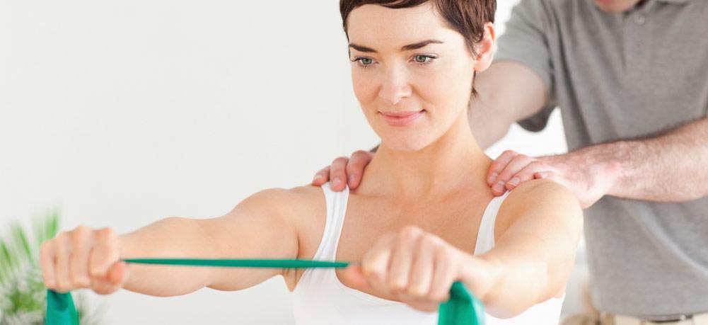Shoulder rehab